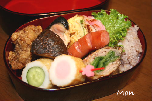 Monお弁当8