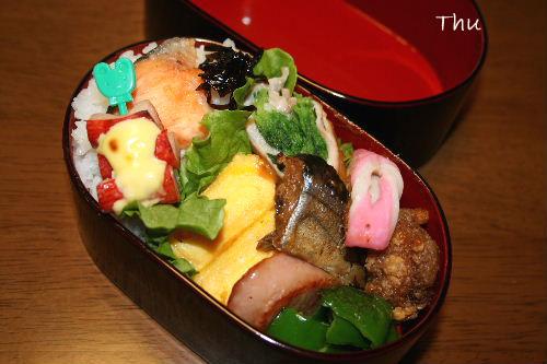 26木お弁当