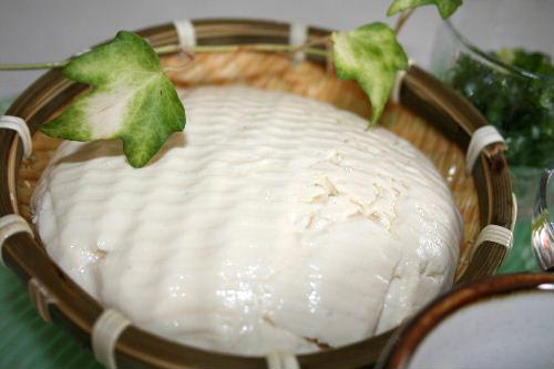 ざる豆腐2