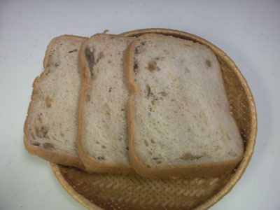 くるみライ麦パン