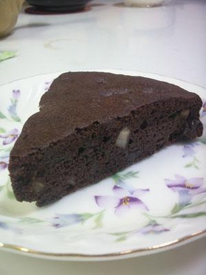 ごぼうケーキ1