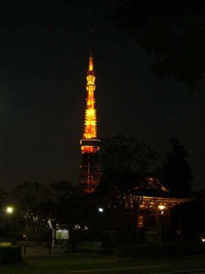 東京タワー 大門