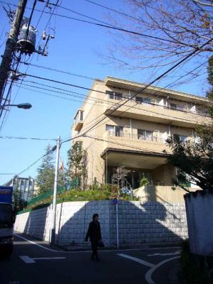 ビザ 大使館外観