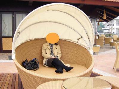 インターコンチ 姫椅子