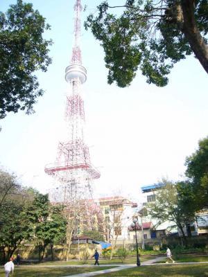 統一公園 テレビ塔