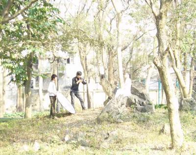 統一公園 撮影