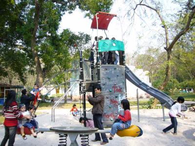 統一公園 遊具