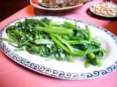 CayCau 青菜炒め