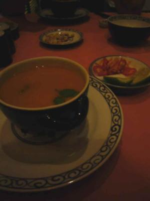 CayCau スープ