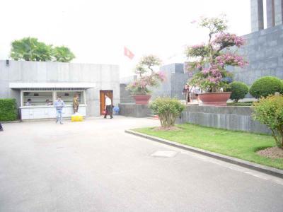 ホーチミン廟4