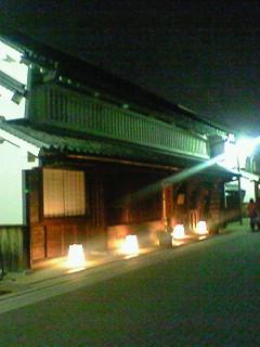 旧岡田家住宅・酒蔵 外観