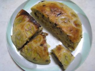 バナナ蒸しパンになっちゃったわ…(^^;)
