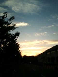 秋の空~♪