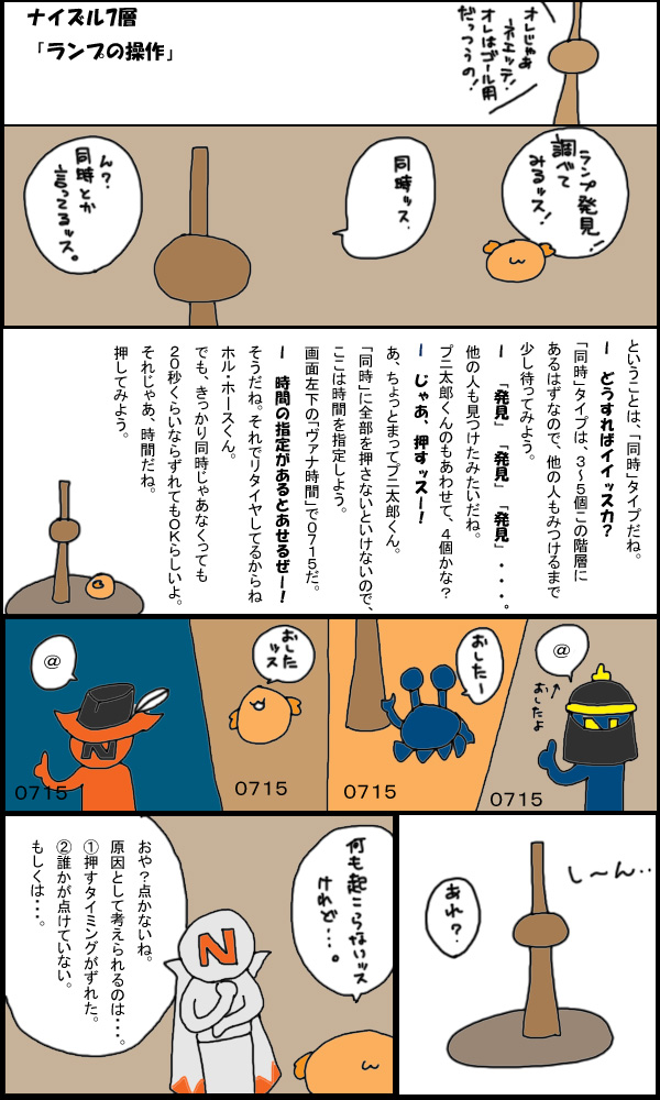 獣漫画284