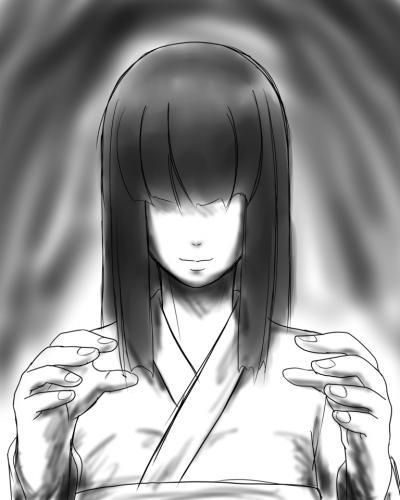 幽霊の女の子s