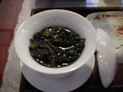 中国茶中身