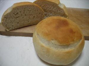 ゆだねパン
