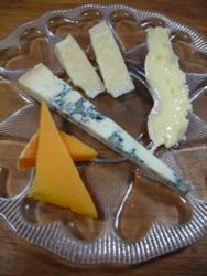チーズもりあわせ