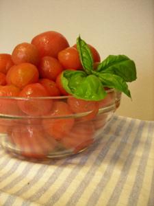 トマト湯むき