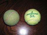 DUNLOPのテニスボール