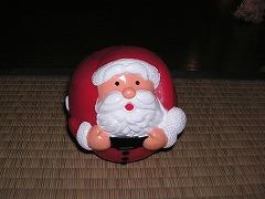 サンタクロースのピーピーボール