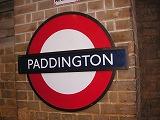 パディントンの駅