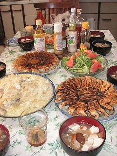 本日のお料理!