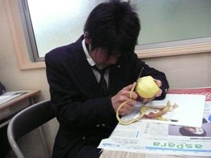 りんご 中川