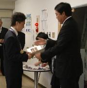 卒業パーティー1
