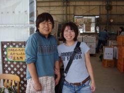 成井さんちのお母さん。たくさん説明してくれて楽しかった!