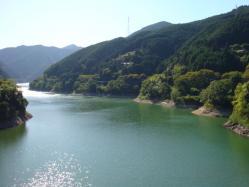 蔵王橋からの眺め