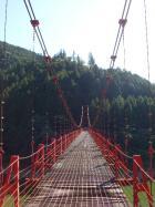 蔵王橋かなり怖いです・・・