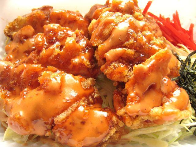 チキン南蛮丼(ちびから本舗)