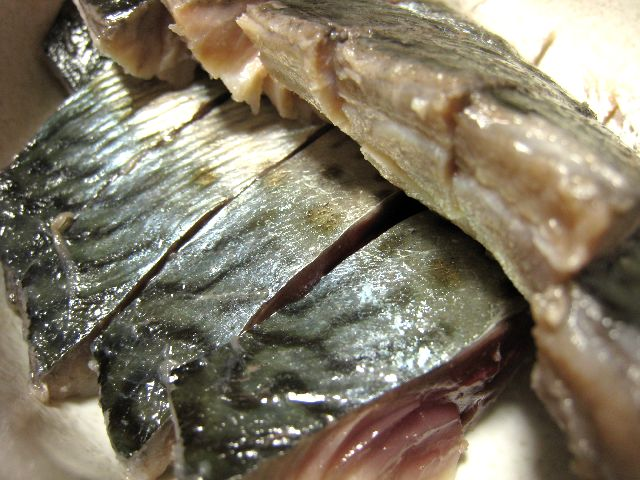 しめサバ(清水鯖)