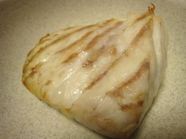 カレイ塩焼き