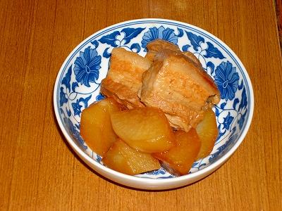 豚の角煮♪