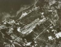 U.S. Marine's Futenma air station in 1945 __001