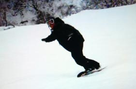 chin riding