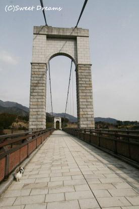 これが風の吊り橋