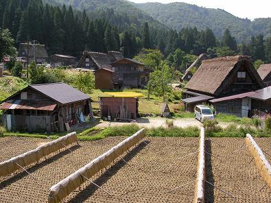 白川郷集落