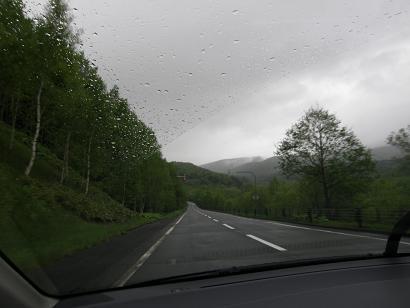 また雨・・・