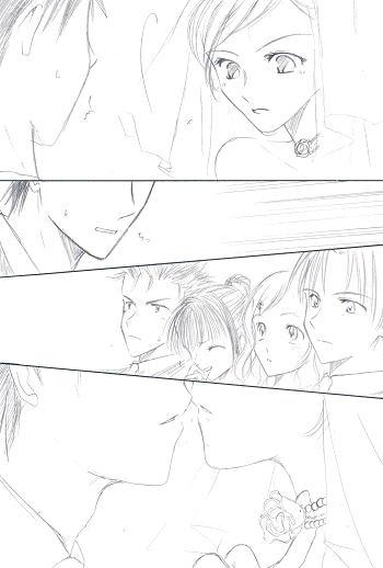 堂郁ウェディング 2
