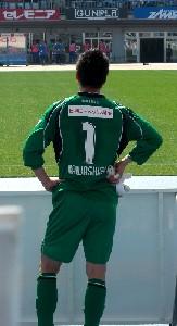 09京都戦試合後川島
