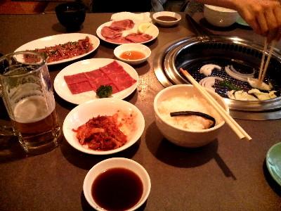 米沢黒べこ焼肉