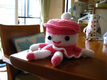 かわいい人形?