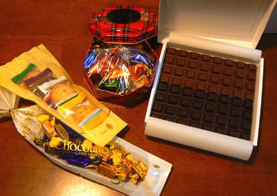 チョコ福袋