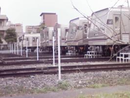 谷町線車庫
