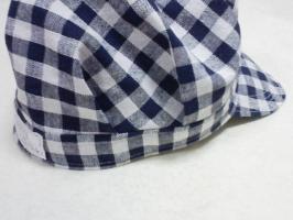 帽子のタグ