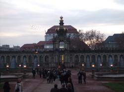ツヴァインガー宮殿