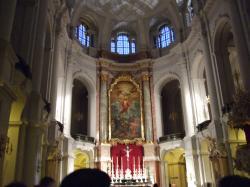フラウエン教会内部